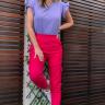 blusa coma babados rosa prosa 6