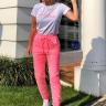 calca moletom t shirt rosa prosa 2