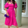rosa prosa verao vestido tricoline 10
