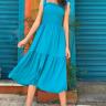 rosa prosavestido tricolne azul 3