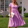 rosa prosa vestido de malha orquidea spring 3