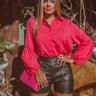 rosa prosa camisa goiaba e calca 1
