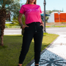 rosa prosa tshirt rosa minie e calca moletinho preta 5 copia